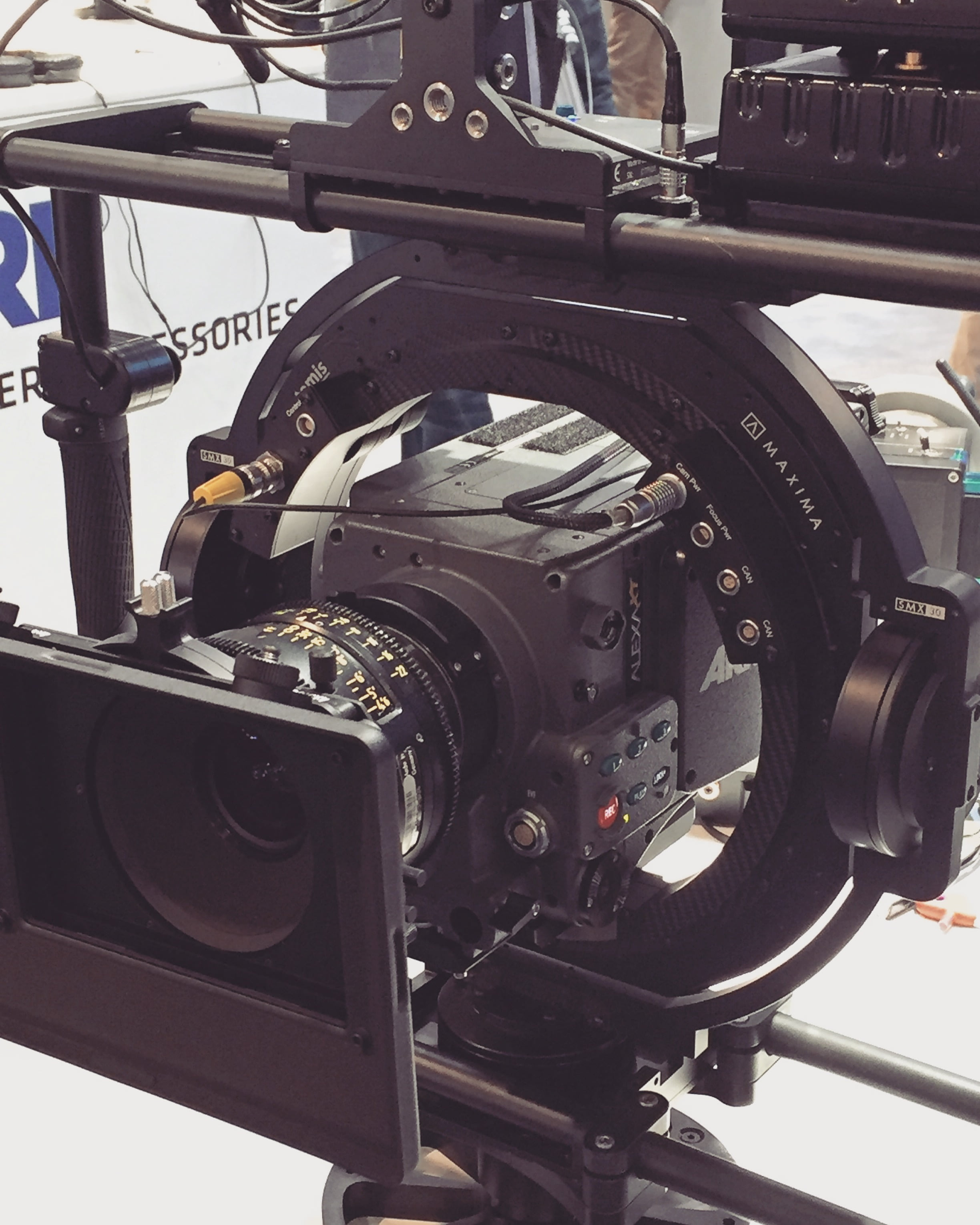 Announcements from ARRI