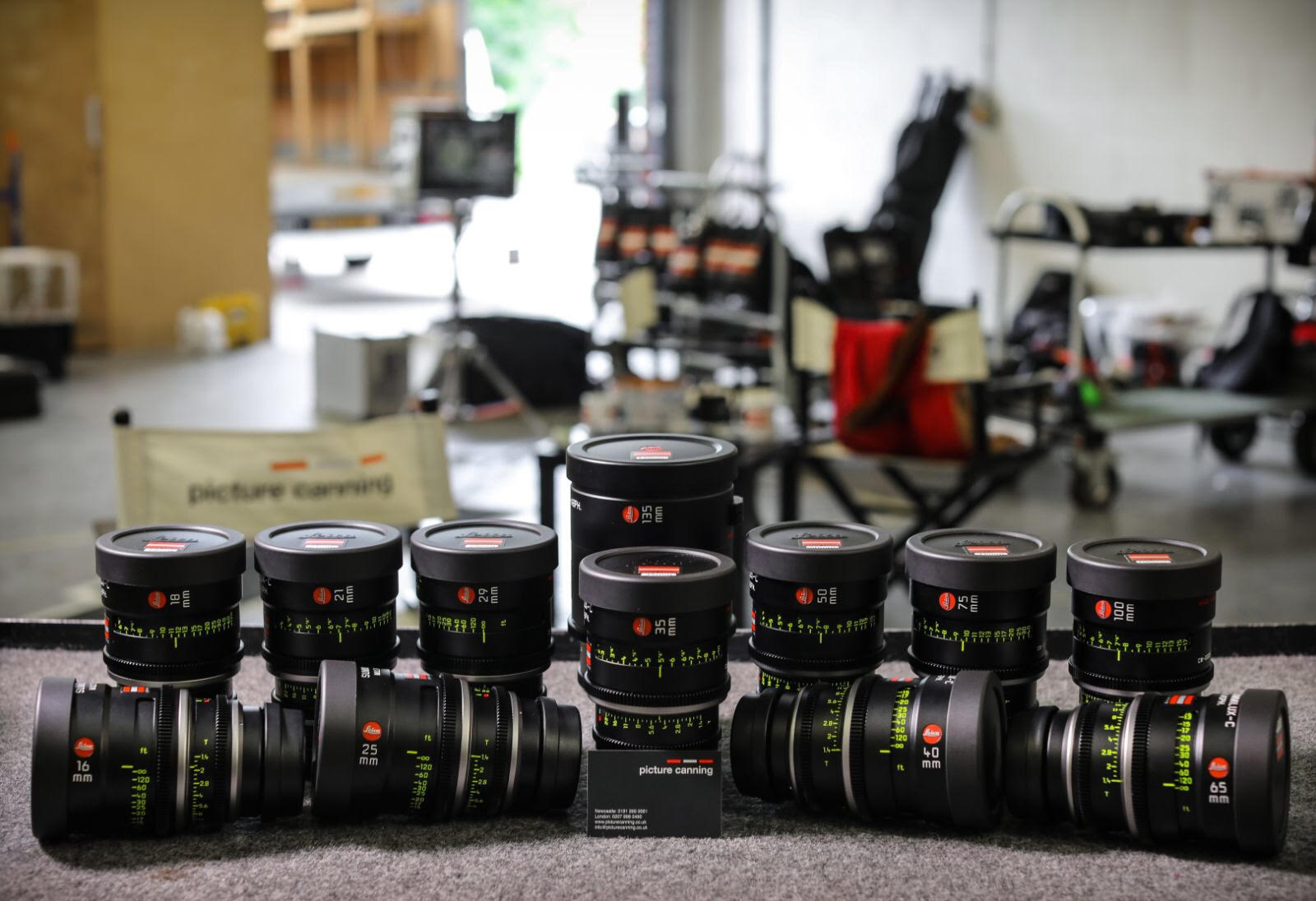 Everything you need to know about the Leica Summilux-C Primes