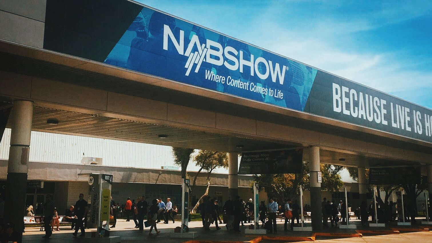 Updates from NAB Show 2018